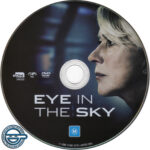 Eye In The Sky (2015) R4 DVD label