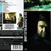 10 Cloverfield Lane (2016) R2 German Blu-Ray Cover