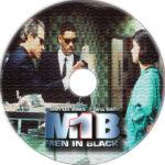 Men in Black Trilogy (1997) R1 Custom Labels