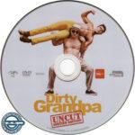 Dirty Grandpa(2016) R4 DVD Label
