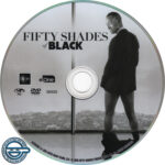 Fifty Shades of Black (2016) R4 DVD Label