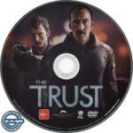 The Trust(2016) R4 DVD Label