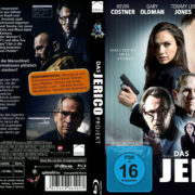 Criminal – Das Jerico Project (2016) R2 German Custom Blu-Ray Cover & labels