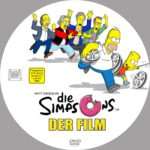 Die Simpsons – Der Film (2007) R2 German Label