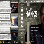 Tom Hanks Film Collection – Set 6 (2013-2016) R1 Custom Covers