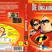 Die Unglaublichen (2005) R2 German Cover & labels