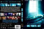 Die Vierte Art (2009) R2 German Custom Cover & Label