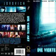Die Vierte Art (2009) R2 German Custom Cover & Label
