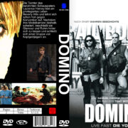 Domino (2006) R2 German Custom Cover & Label
