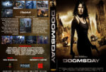 Doomsday – Tag der Rache (2008) R2 German Custom Cover & label