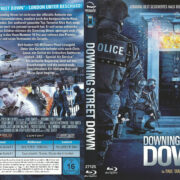 Downing Street Down (2014) R2 German Blu-Ray Cover