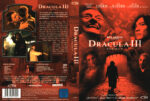 Dracula 3 – Legacy (2005) R2 German Cover & label