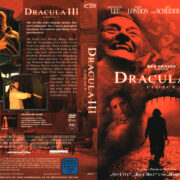 Dracula 3 – Legacy (2005) R2 German Cover & label
