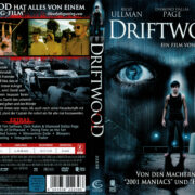 Driftwood (2006) R2 German Cover & label