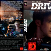 Drive (2011) R2 German Custom Cover & label