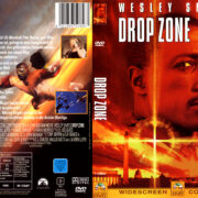 Drop Zone (1994) R2 German Cover & label