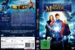 Duell der Magier (2010) R2 German Cover & label