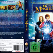 Duell der Magier (2010) R2 German Cover & label