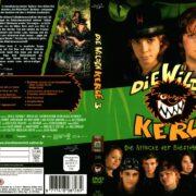 Die Wilden Kerle 3 (2006) R2 German Cover & labels