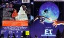 E.T. Der Auserirdische (1982) R2 German Cover & label
