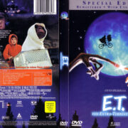 E.T. Der Auserirdische (1982) R2 German Cover & label