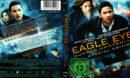 Eagle Eye - Ausser Kontrolle (2008) R2 German Blu-Ray Cover