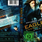Eagle Eye – Ausser Kontrolle (2008) R2 German Blu-Ray Cover