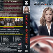 Madam Secretary – Season 2 (2016) R1 Custom Covers & labels