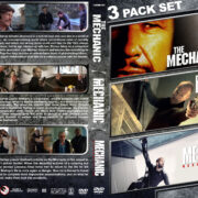 The Mechanic Triple Feature (1972-2016) R1 Custom Cover