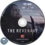 The Revenant (2015) R4 DVD Label