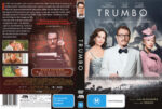 Trumbo (2015) R4 DVD Cover & label