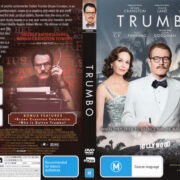 Trumbo(2015) R4 DVD Cover & label