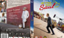 Better Call Saul - Season 2 (2016) R2 DVD Nordic Cover