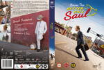 Better Call Saul – Season 2 (2016) R2 DVD Nordic Cover