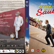 Better Call Saul – Season 2 (2016) R2 DVD Nordic Cover