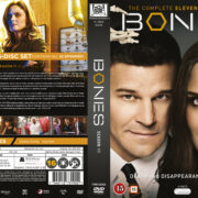 Bones – Season 11 (2016) R2 DVD Nordic Cover