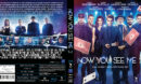 Now You See Me 2 (2016) R2 Blu-Ray Nordic Cover