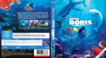 Finding Dory – Hitta Doris (2016) R2 Blu-Ray Swedish Cover