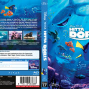 Finding Dory – Hitta Doris (2016) R2 Blu-Ray Swedish Cover
