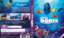 Finding Dory - Hitta Doris (2016) R2 DVD Swedish Cover