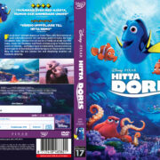 Finding Dory – Hitta Doris (2016) R2 DVD Swedish Cover