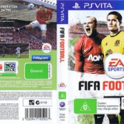 FIFA 15 (2014) USA PS Vita Cover