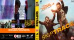 Skiptrace (2016) R0 CUSTOM Blu-Ray Cover