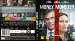 Money Monster (2016) R2 Blu-Ray Nordic Cover