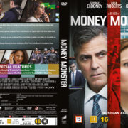 Money Monster (2016) R2 DVD Nordic Cover