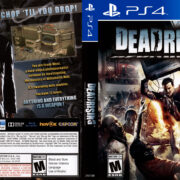 Dead Rising (2016) USA PS4 Cover