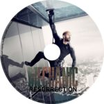 Mechanic: Resurrection (2016) R0 CUSTOM DVD label