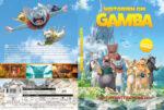 Gamba – Historien om Gamba (2015) R2 DVD Swedish Cover