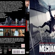 Mechanic: Resurrection (2016) R0 CUSTOM Cover