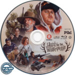 Hunt For The Wilderpeople (2016) R4 Blu-Ray Label